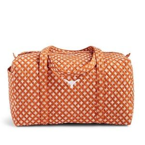 NWT University Of Texas Longhorns Large Duffel Bag